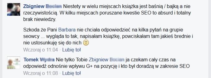 opinia z fb