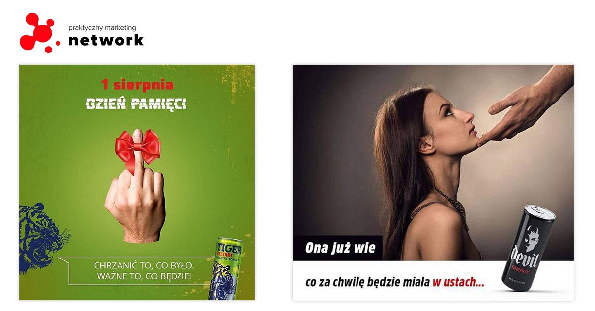 Kontrowersyjne reklamy